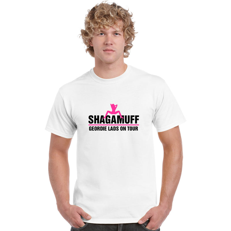 Shagaluf Lads Holiday T Shirts For Magaluf