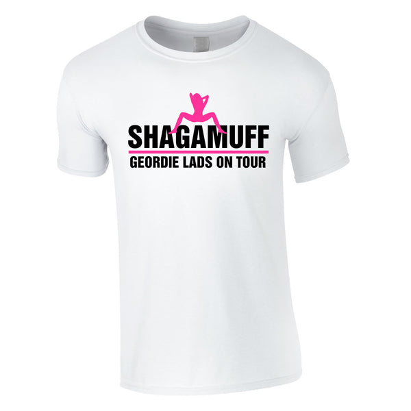 Shagamuff Magaluf Holiday T Shirts