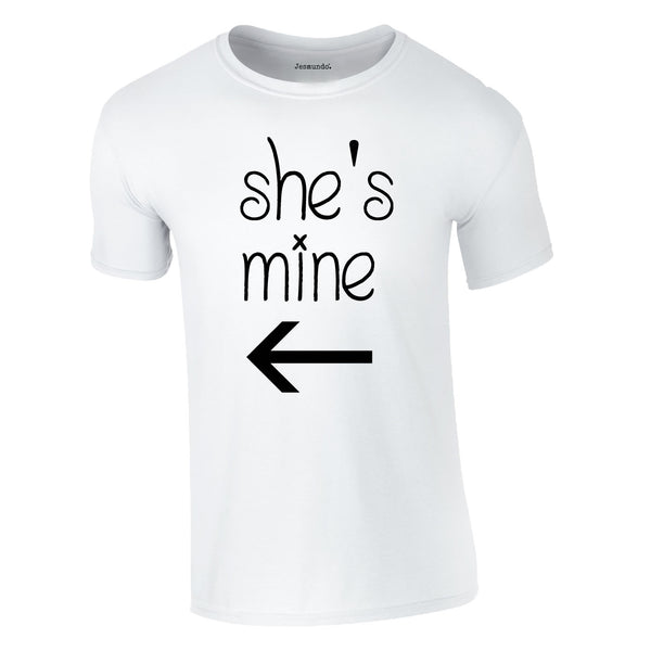 SALE - She's Mine Tee