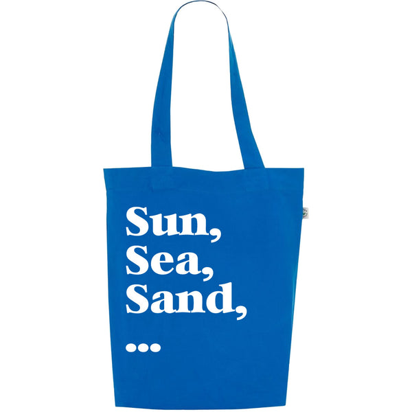 Sun Sea Sand...Tote Bag