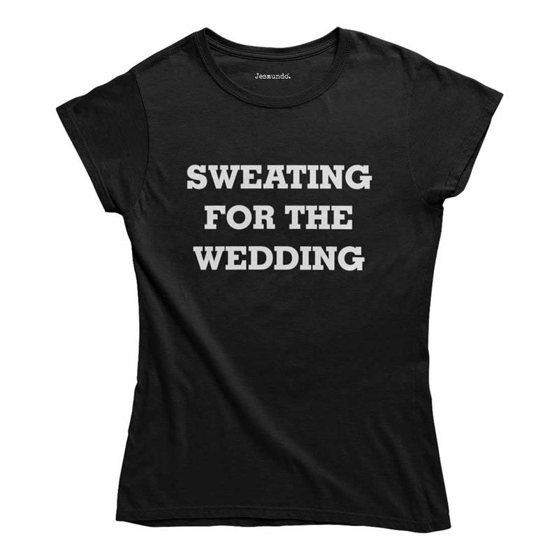 Sweating For The Wedding Top