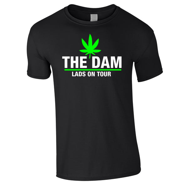 The Dam Stag Do T Shirts For Amsterdam