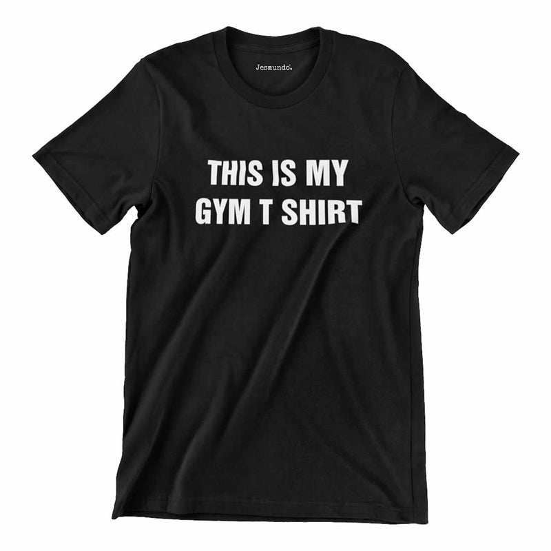 This Is My Gym T-Shirt