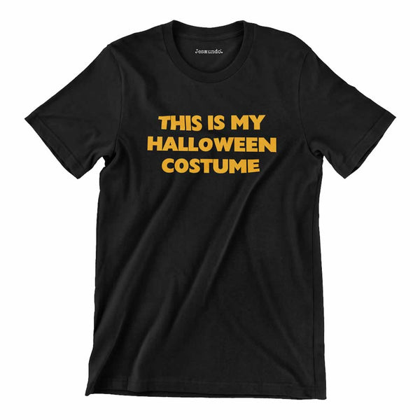 This Is My Halloween Costume Shirt