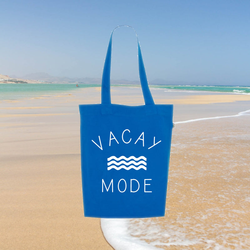 Vacay Mode Beach Bag