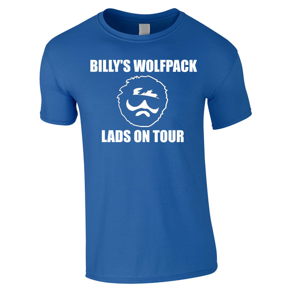 Wolfpack Stag Do T Shirts