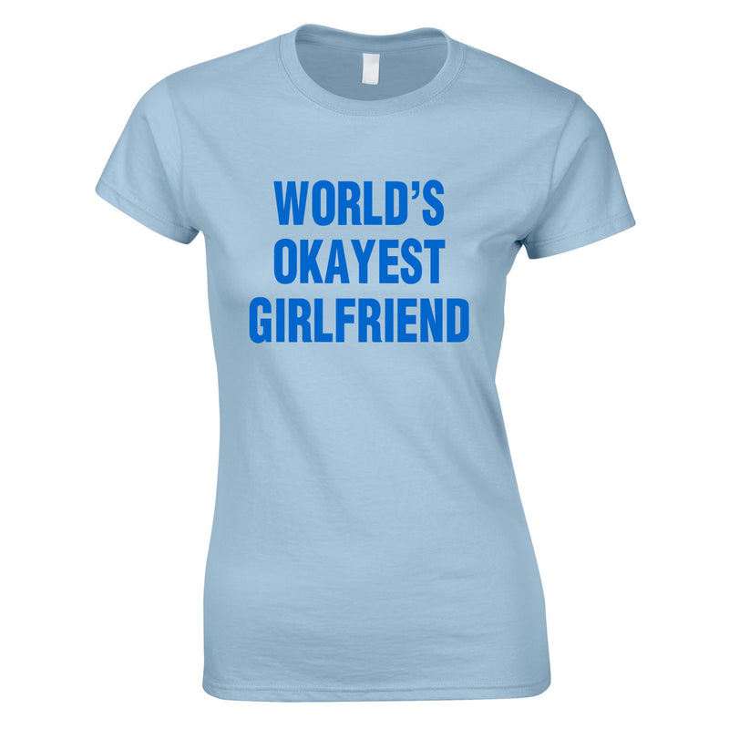 World's Okayest Girlfriend Top In Sky