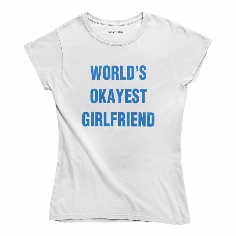 World's Okayest Girlfriend Top