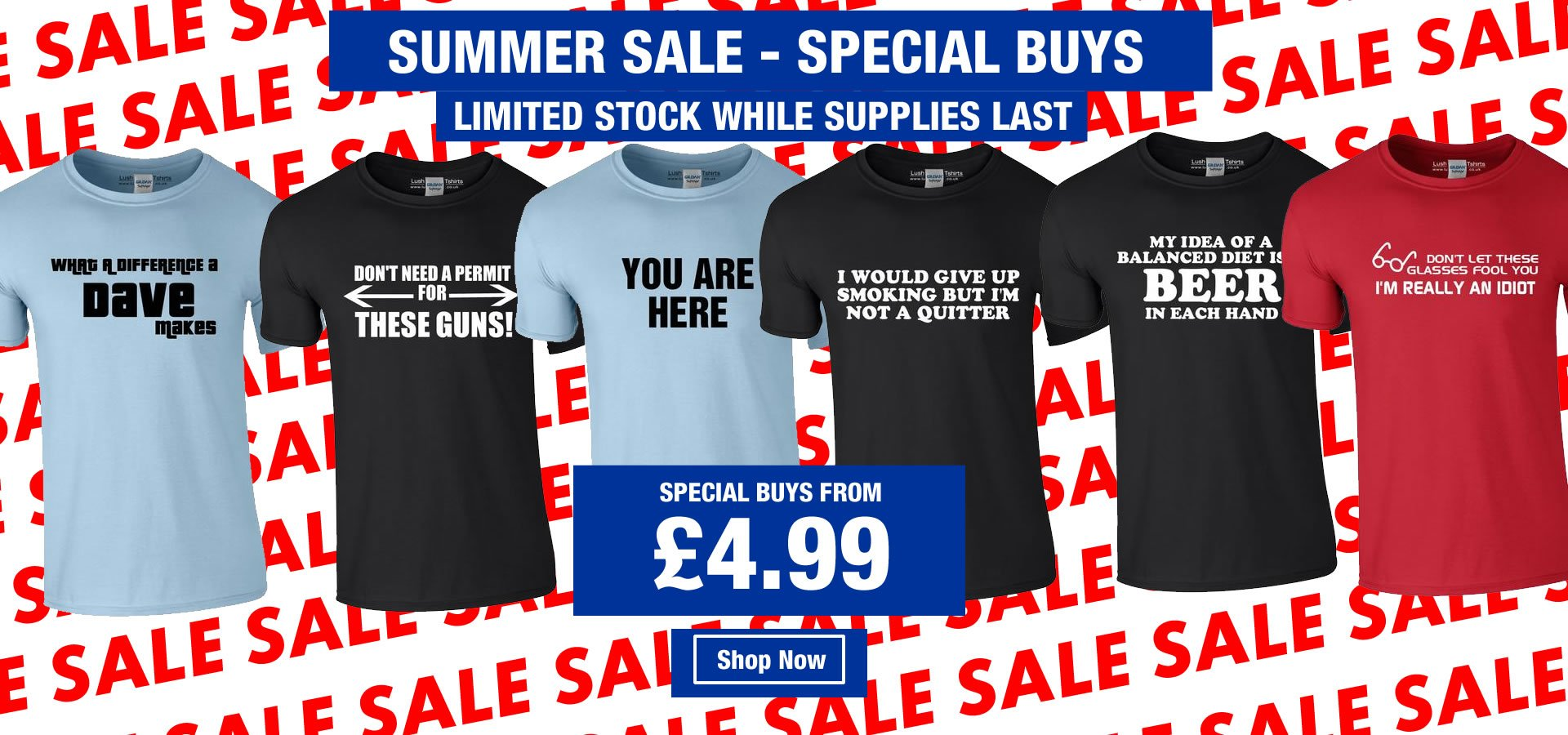 Brand New Tees For Your Summer Wardrobe