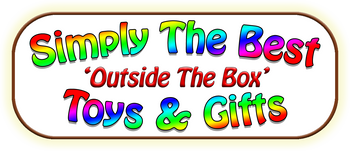 Simply The Best 'Outside The Box' Toys and Gifts banner