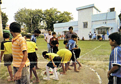 Activities at SOS Chidren's Village, Kolkata