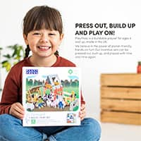 What's New? PlayPress Toys
