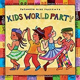 Putumayo Kids Present - Kids World Party CD