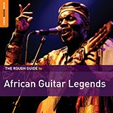 Rough Guide to African Guitar Legends 2xCD