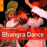 Rough Guide to Bhangra Dance CD