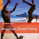 Rough Guide to Brazilian Street Party CD