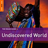 Rough Guide to Undiscovered World CD