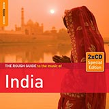 Rough Guide to the Music of India 2xCD