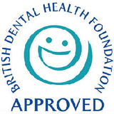 British Dental Health Foundation Approved