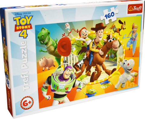 Disney Toy Story 4 Jigsaw Puzzle (160pcs)