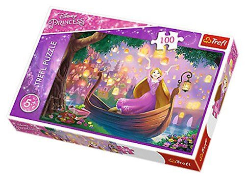 Disney Tangled Jigsaw Puzzle (100pcs)