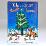 Christmas Poems Book - chosen by Gaby Morgan