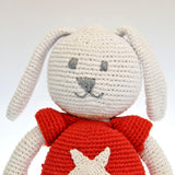 Fair Trade Crocheted Bunny - Boy