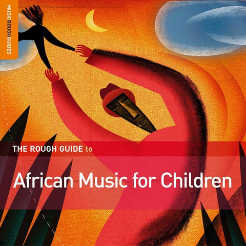 Rough Guide to African Music for Children CD - RGNET1166CD