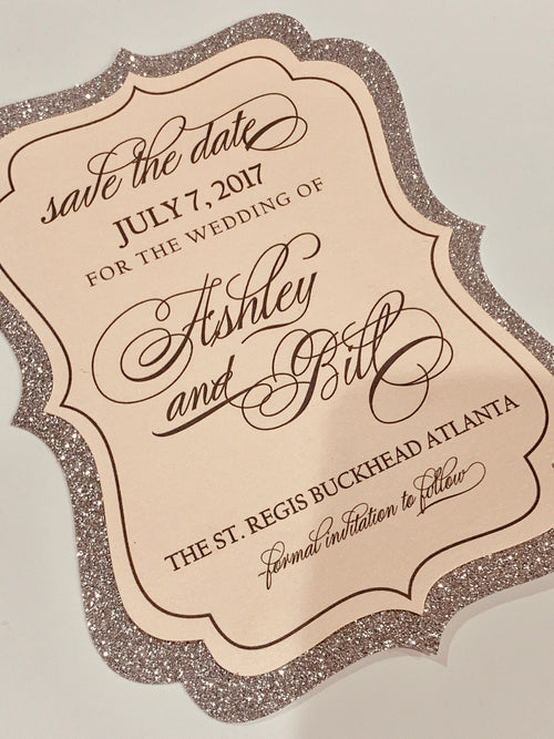 Save The Date (Ashley)