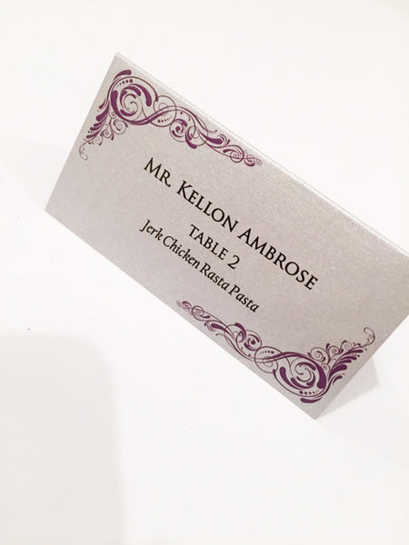 Bryce Place Card