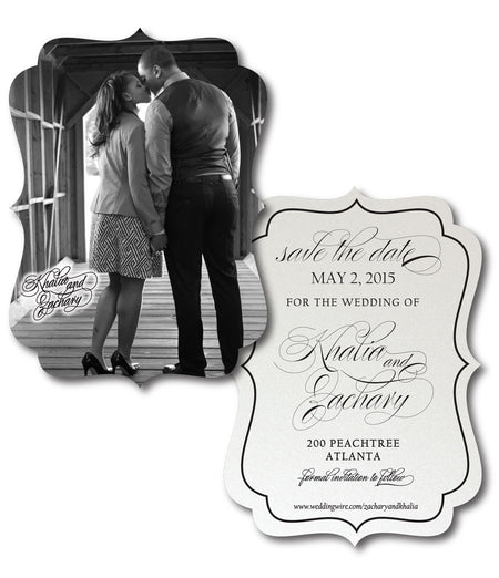 Save The Date (The Big Day)