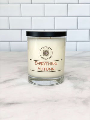 Everything Autumn offered by mixdcandleco