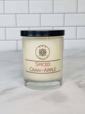 Spiced Cran-Apple offered by mixdcandleco