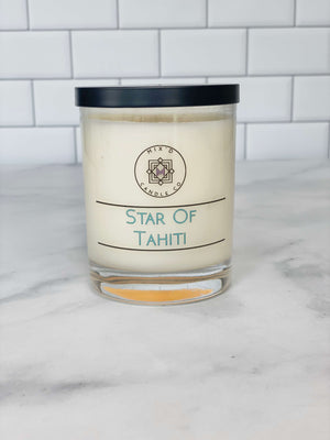 Star of Tahiti offered by mixdcandleco