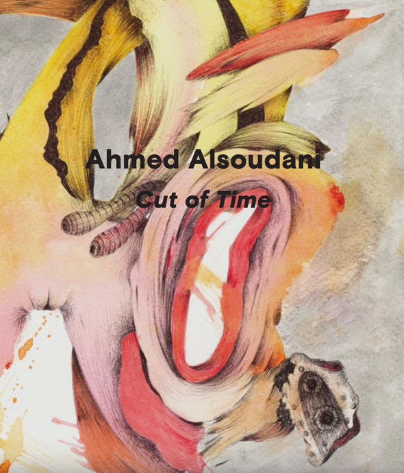Ahmed Alsoudani: Cut of Time