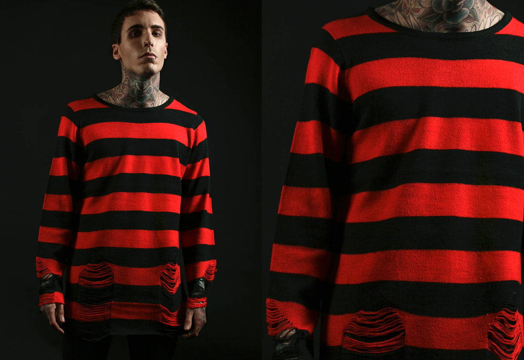 Krueger Knit Sweater [B]