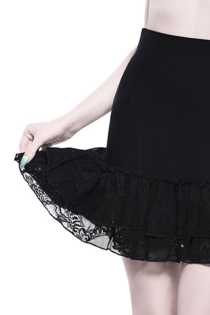 Adoria Bustle Skirt