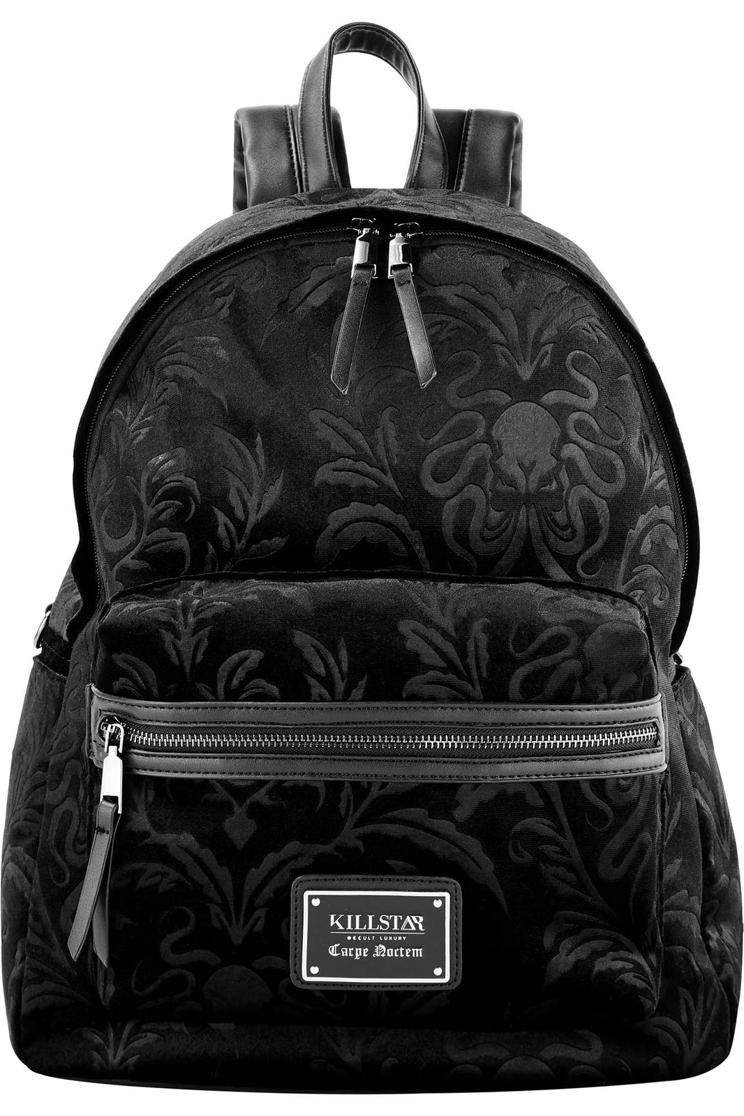 Aeons Velvet Backpack