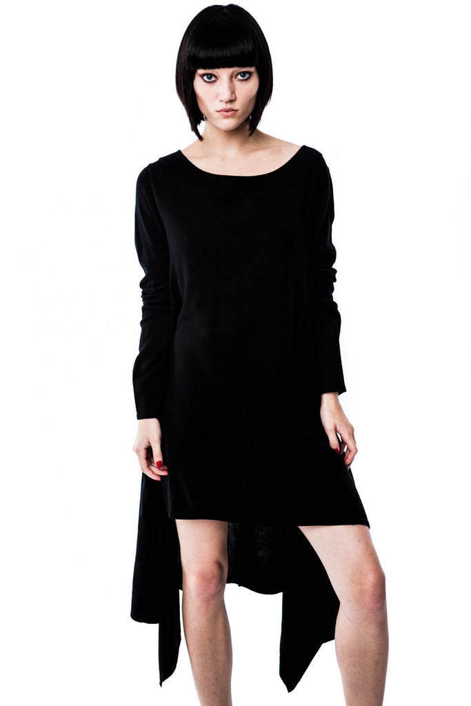 After Effect Knit Dress