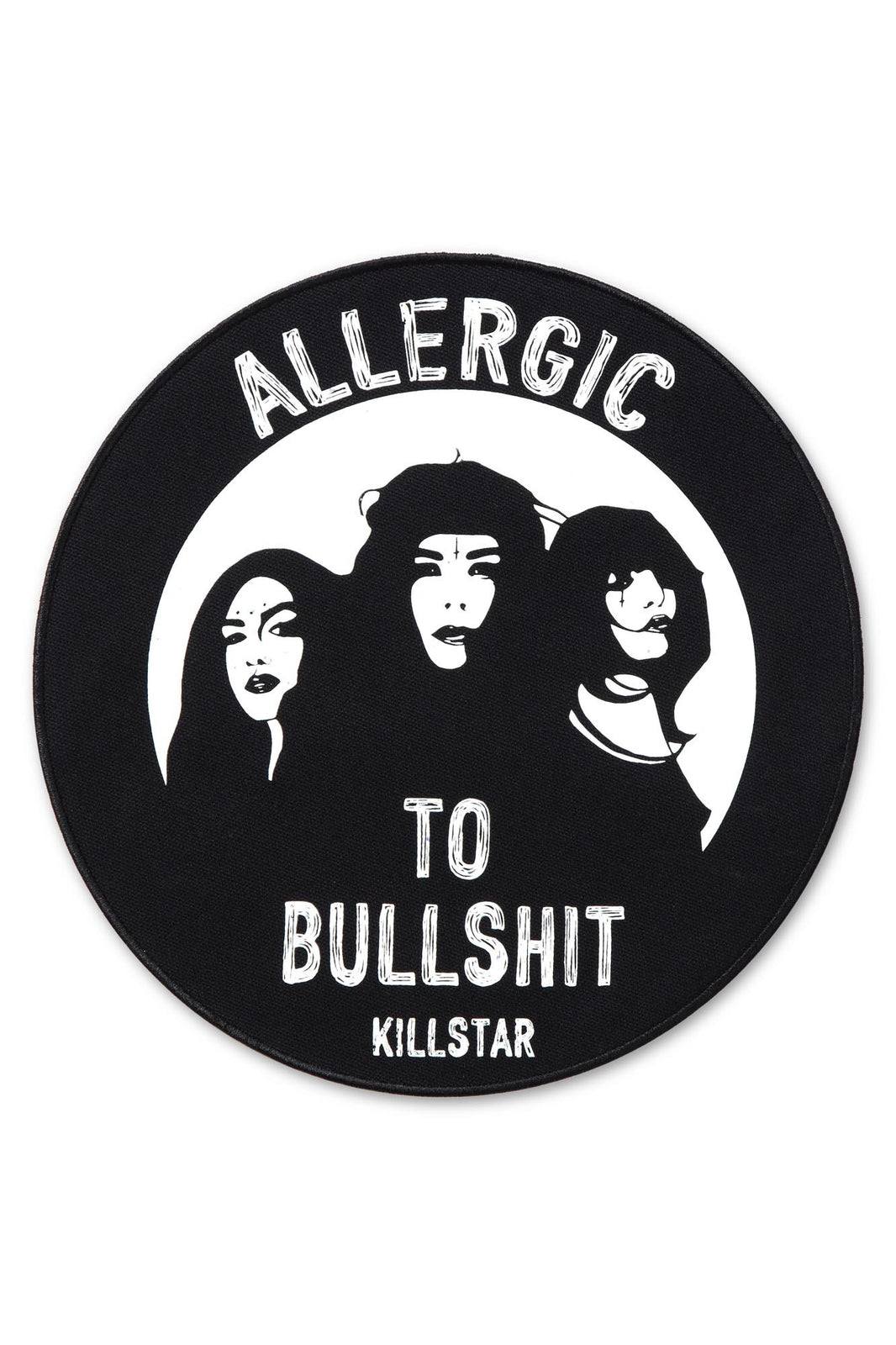 Allergic Back Patch