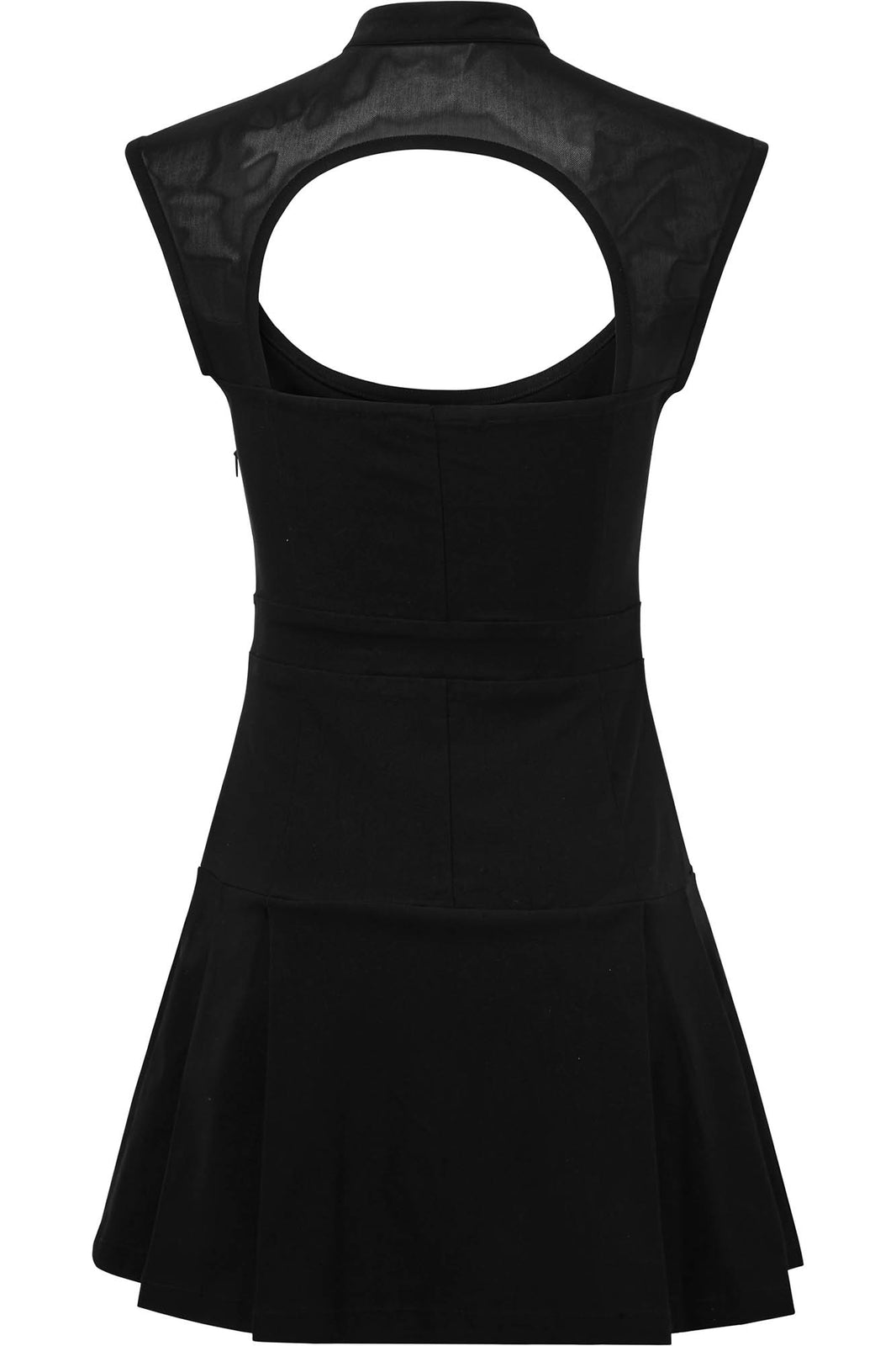 Amplified Skater Dress