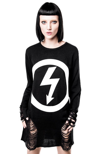 Antichrist Superstar Knit Sweater [B]