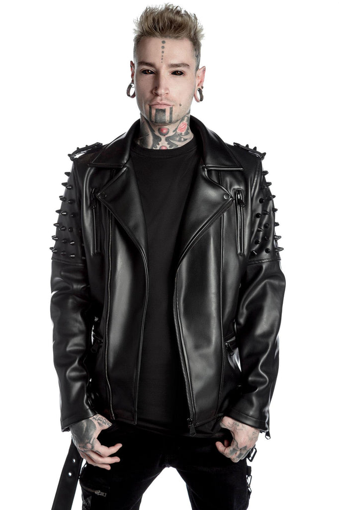 As Above Biker Jacket [B]