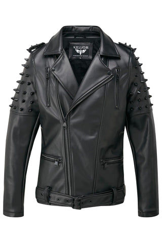 CLOTHING MENS OUTERWEAR + LEATHER