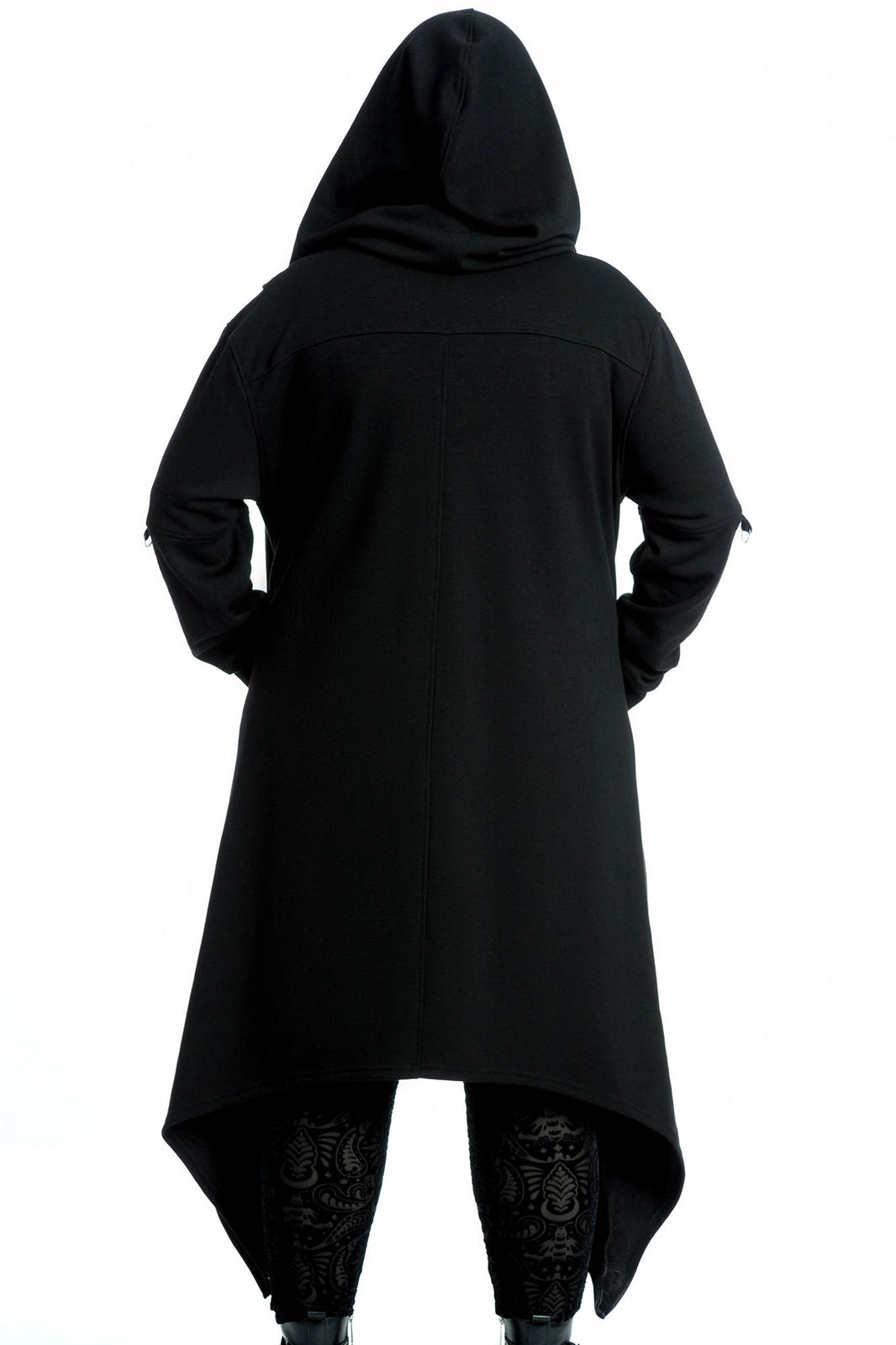 Assassins Hooded Cardigan [PLUS]