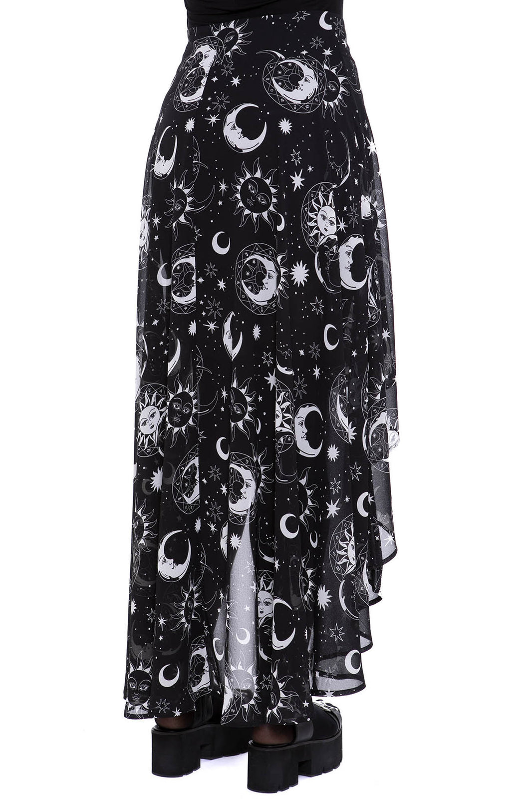 Astral Light Maxi Skirt