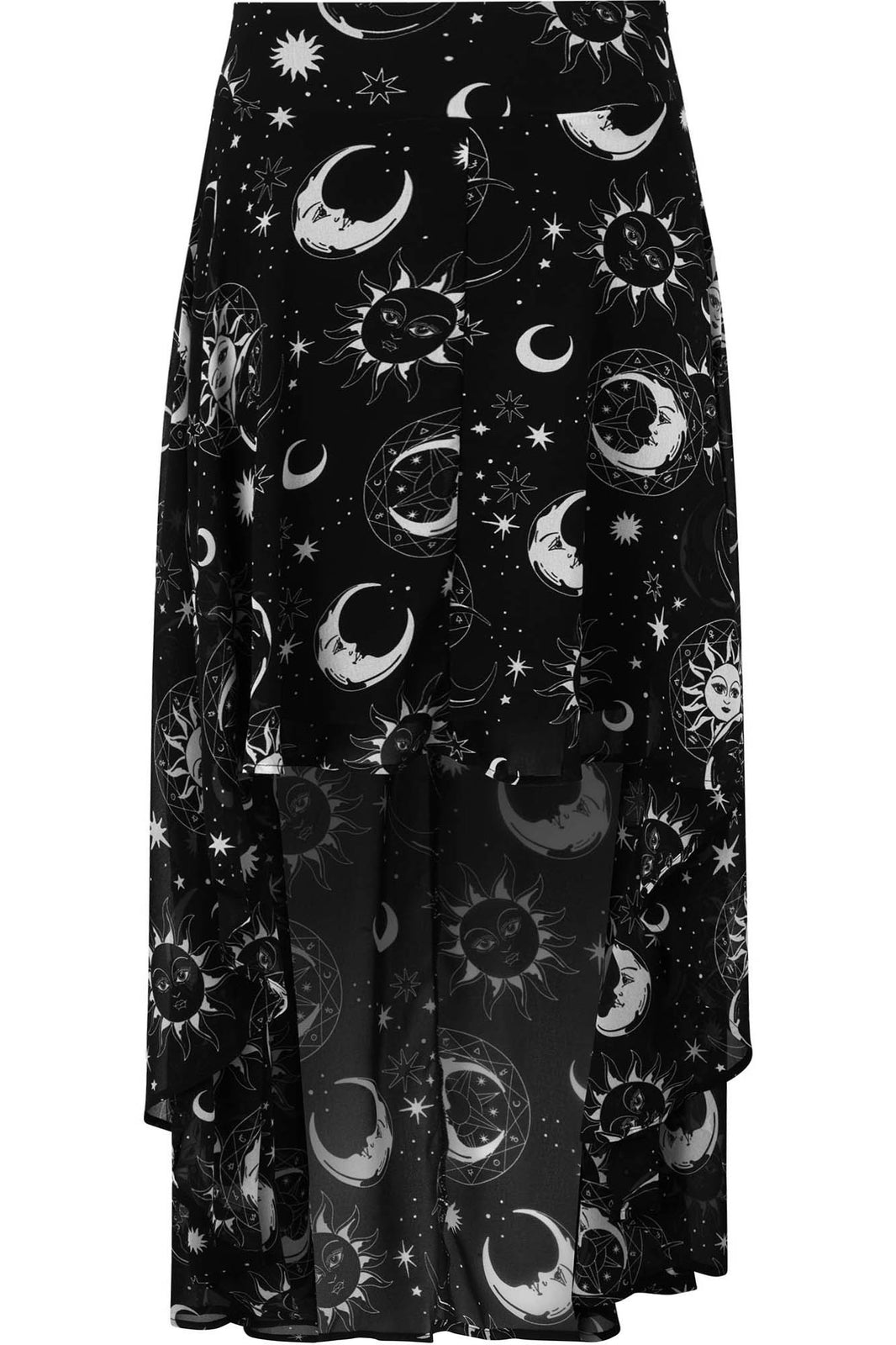 Astral Light Maxi Skirt [PLUS]