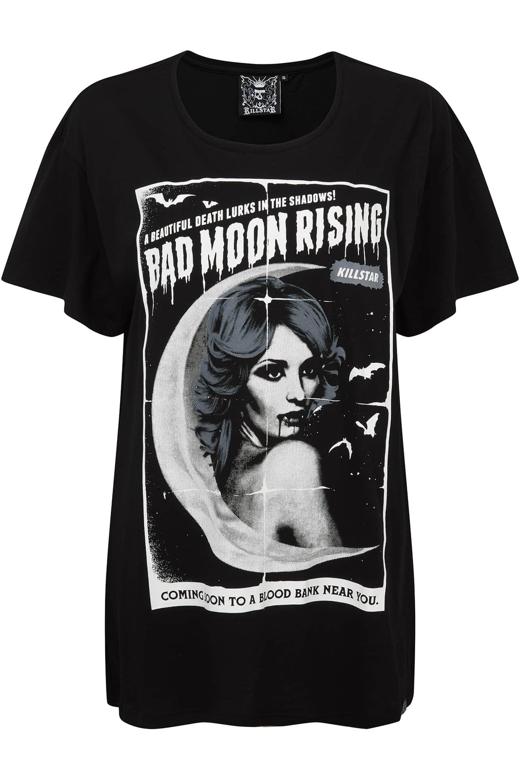 Bad Moon Rising Relaxed Top