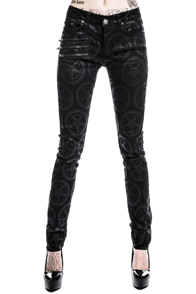 Baphomet Speed Jeans [B]