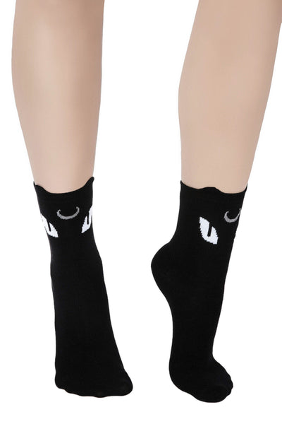 Bella Ankle Socks [B]